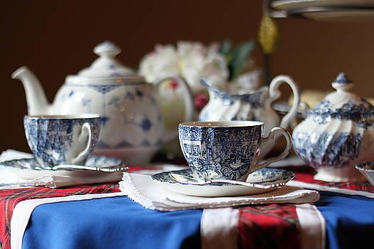 English Tea by Sherry Hahn