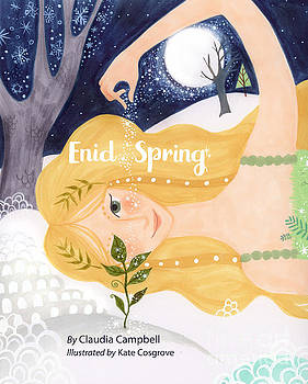 Enid Spring Cover Art by Kate Cosgrove