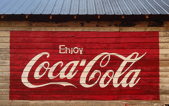 Enjoy Coke by Keith May