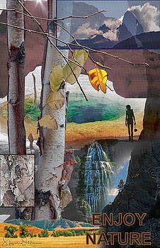 Steve Ohlsen - Enjoy Nature - Signed Limited Edition