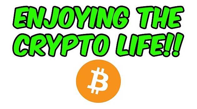 Enjoy The Crypto Life #2 by Britten Adams