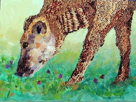 Enjoying Meadow Grasses by Naomi Gerrard