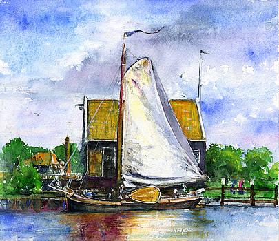 Zuiderzee Museum Netherlands by John D Benson