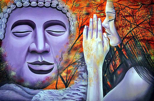Bliss Of Art - Enlighten me