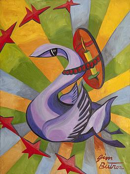 Enlightened Duck by Jimmy Butros