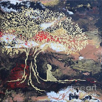 Enlightenment by Jyotika Shroff