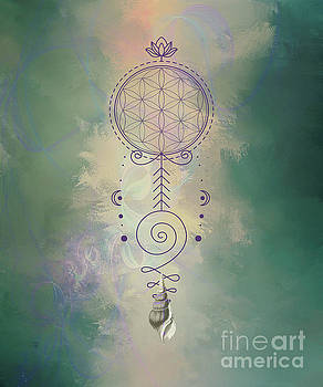 Enlightenment by Kelley Freel-Ebner