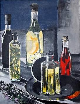 Enliven Salads by Francine Heykoop