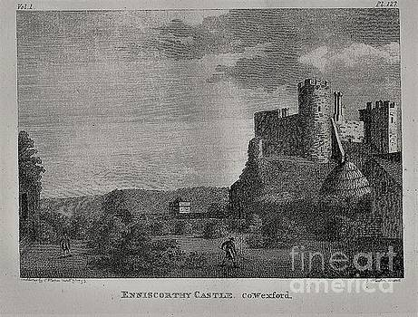 Val Byrne - F 800  Enniscorthy Castle, 1792ad