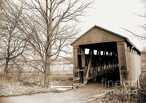 Gary Wonning - Enochsburg Indiana Covered Bridge
