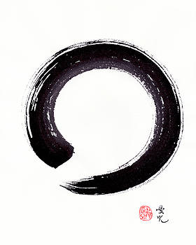 Enso - embracing imperfection by Oiyee At Oystudio