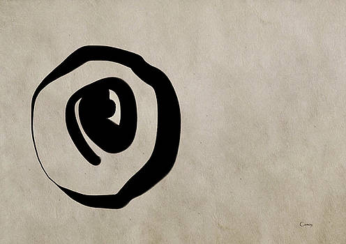 Enso Circle by Casey Shannon