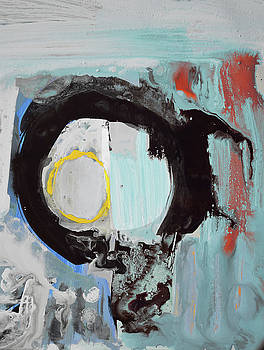 Enso, rising up from duality into the light by Amara Dacer