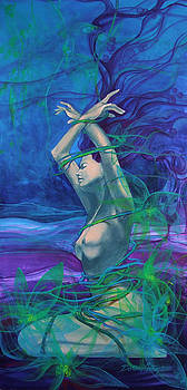 Entangled in your love... by Dorina  Costras