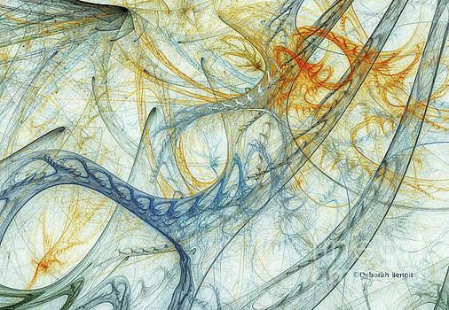 Entanglement by Deborah Benoit