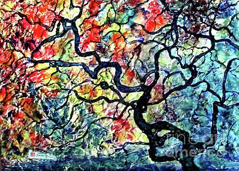 Entanglement  by Norma Boeckler