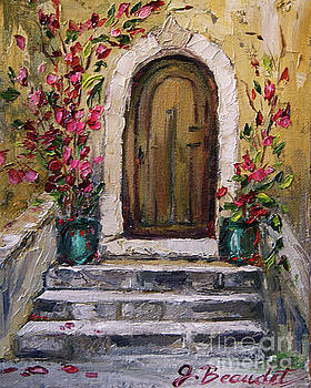 Enter Here by Jennifer Beaudet