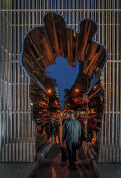 Enter the Portal by Jeffrey Friedkin