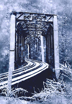 Enter Winter by Lj Lambert