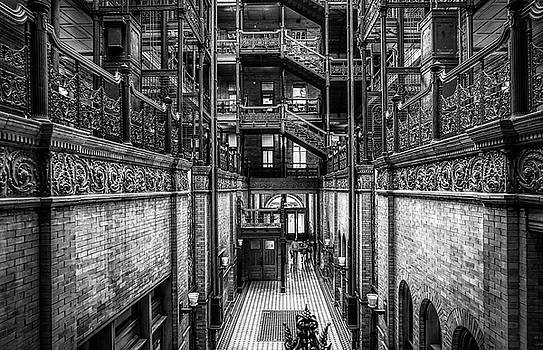 Entering the Bradbury B and W  by Michael Hope