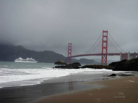 Donna Blackhall - Entering The Golden Gate
