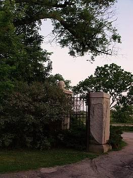 Entrance by Anna Villarreal Garbis