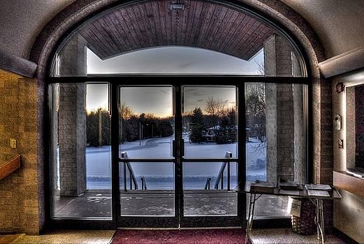 Entranceway by Paul  Simpson