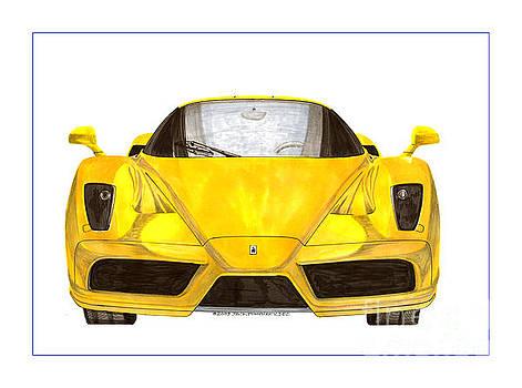 Jack Pumphrey - Enzo 400