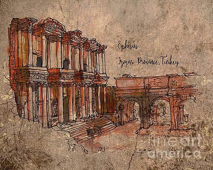Kathryn Strick - Ephesus 2016
