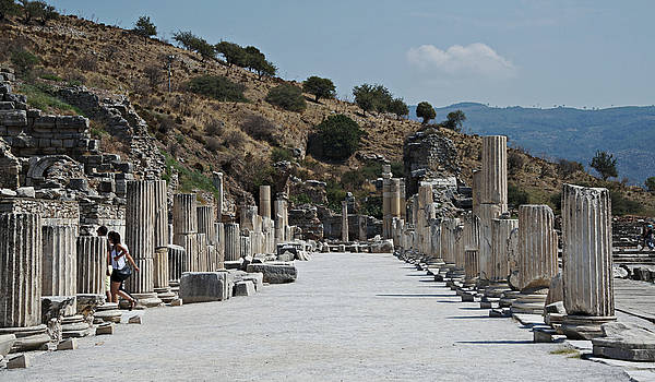 Ephesus, Turkey by Cendrine Marrouat