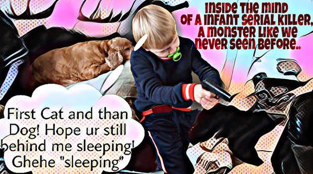 Epic little serial killer by Marco De Mooy
