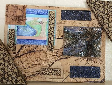 Epic Mother Bird by Randi Waxman