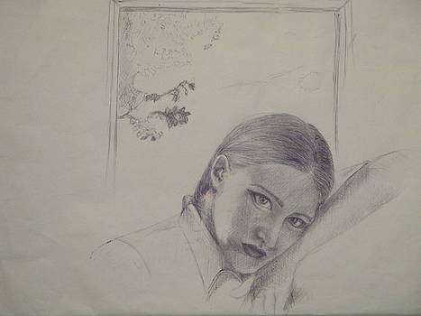 Eqbal Mehdi's Girl by Reza Naqvi