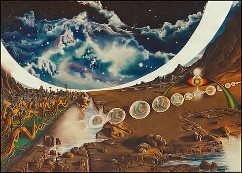 Equasia- II. by Leonard Rubins