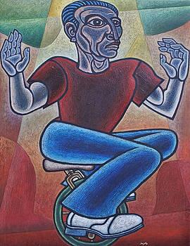Equilibrista II by Jegofe