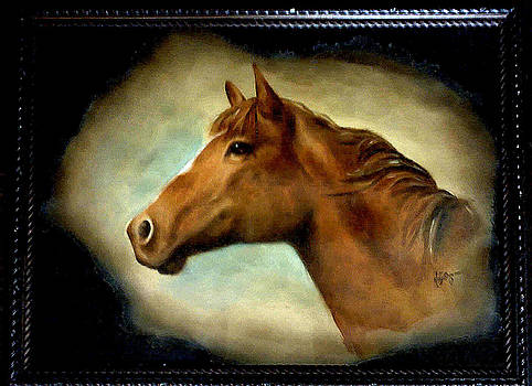 Equus by Mary Brown