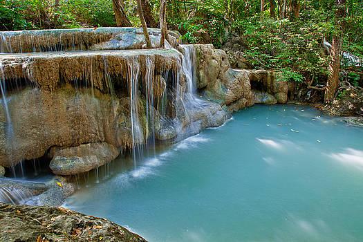 Katka Pruskova - Erawan National Park 1