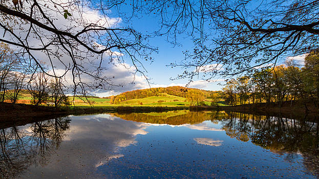 Erdfallsee, Harz by Andreas Levi