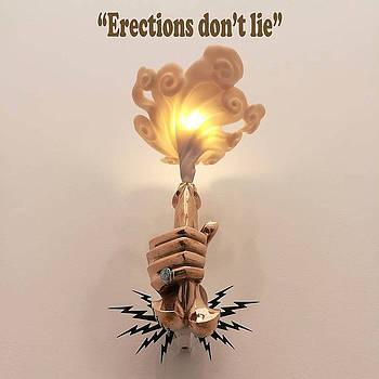 Erections don't lie by Bob Bienpensant