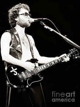 Eric Bloom of Blue Oyster Cult - Cow Palace 12-31-79 by Daniel Larsen