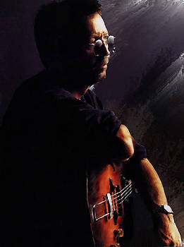 Eric Clapton by Brian Tones