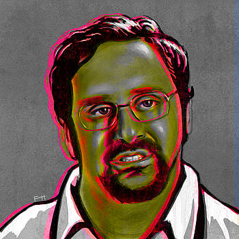 Eric Wareheim by Fay Helfer