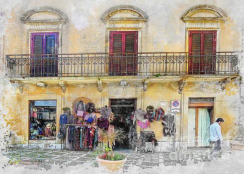 Justyna JBJart - Erice art 1 Sicilia
