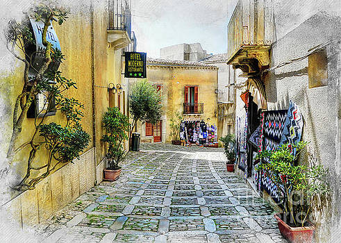 Justyna JBJart - Erice art 5 Sicilia