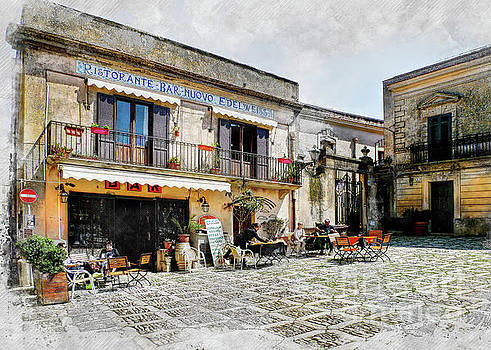 Justyna JBJart - Erice art 6 Sicilia