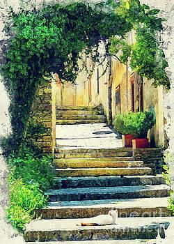 Justyna JBJart - Erice art 8 Sicilia
