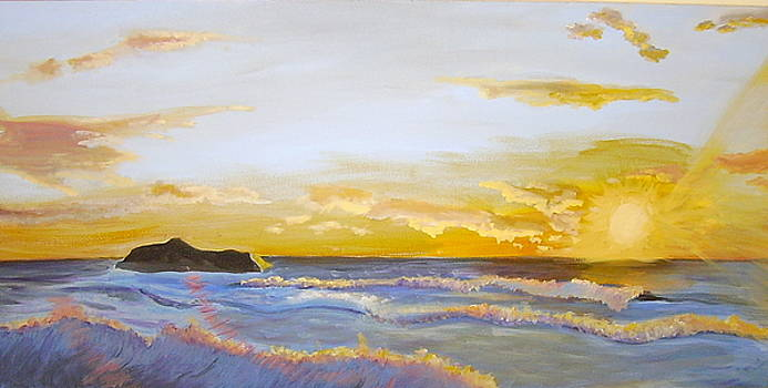Diane Peters - Erie Sunset