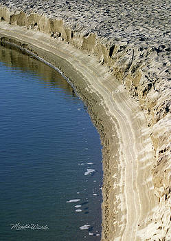 Michelle Wiarda - Erosion Abstract Gloucester Massachusetts