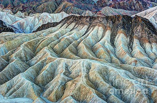 Erosional Landscape by Charles Dobbs