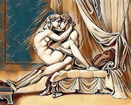 Pd - Erotic Abstract Three